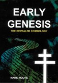 Mark Moore, Early Genesis Book Cover