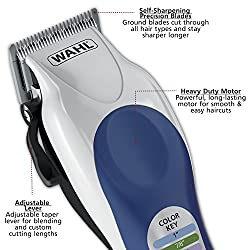 Wahl Color Pro Complete Hair Cutting Kit, #79300-400T  Image 1