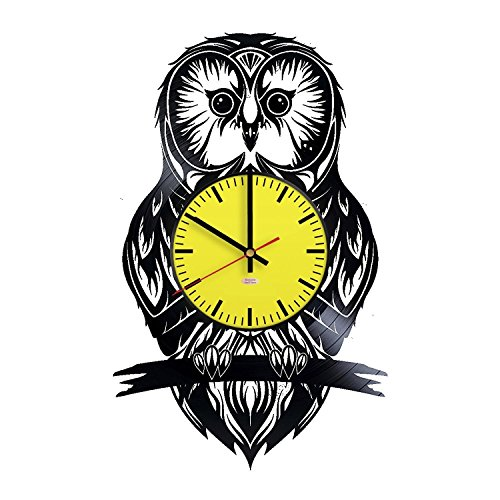 Owl Clocks