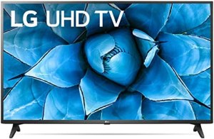 LG 55UN7300PUF Alexa Built-In UHD 73 Series 55″ 4K Smart UHD TV (2020)