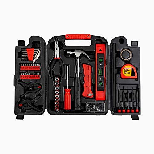 Fuller Tool 997-0132 Homeowners Repair Tool Kit, 134Piece