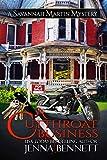 A Cutthroat Business: A Savannah Martin Novel (Savannah Martin Mysteries Book 1)