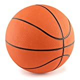 Mini Rubber 7' Basketballs 4-Pack by Edgewood Toys