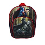 Dc Comics Batman V Superman Arch Children's Backpack, 31 Cm, 9 Liters, Black