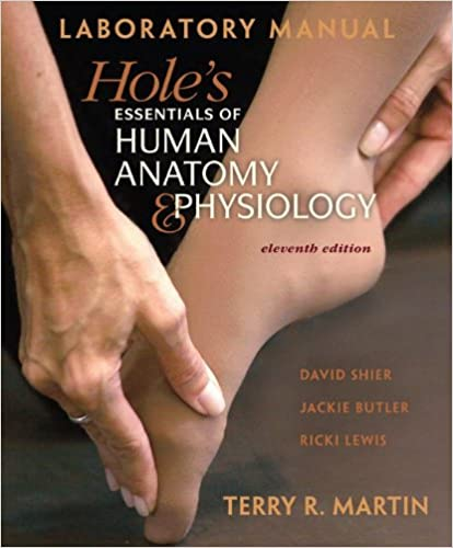 Holes Essentials Of Human Anatomy And Physiology Lab Manual 12th ...