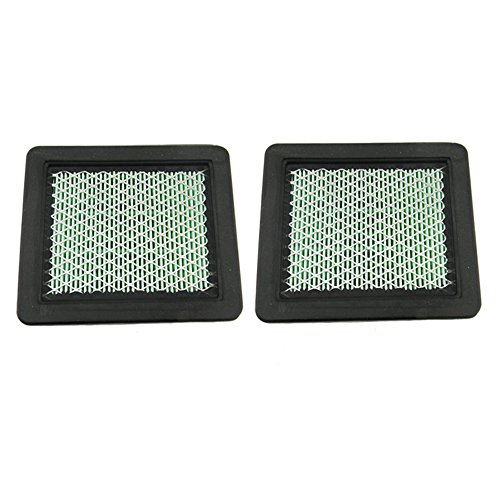 Buckbock 2Pack Air Filter for Honda Engine 17211-ZL8-023 Gc135 Gcv135 Gc160 Gcv160 Gc190 Gcv190 Gx100 17211-ZL8-003 17211-Zl8-000