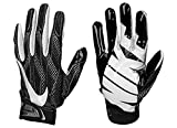 Nike Superbad 4 Adult Padded Football Receiver Gloves GF0494 011 - Medium