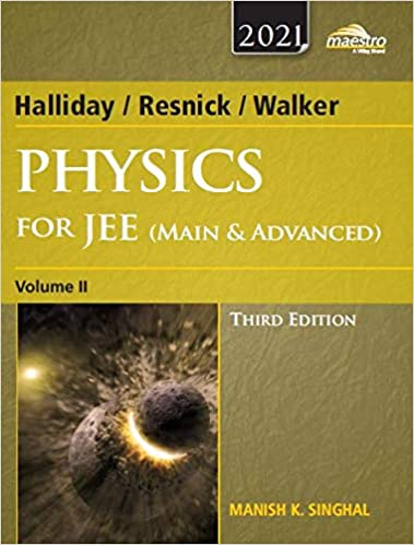 Best Physics Book For IIT JEE