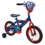 Huffy Spider-Man Bike 14 - Blue/Red by Huffy