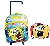 New Spongebob Toddler Rolling Backpack