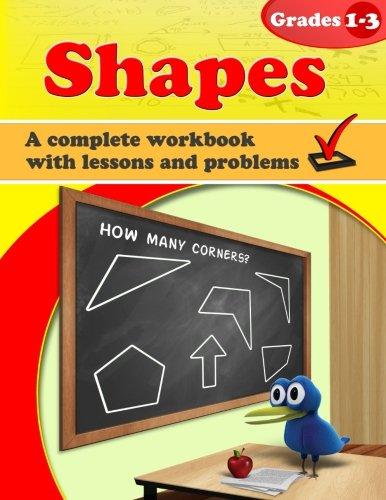 Shapes, Grades 1-3 Workbook