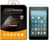 Supershieldz for All-New Fire 7 Tablet 7' [Tempered Glass] Screen Protector, (9th/7th Generation - 2019/2017 Release) Anti-Scratch, Bubble Free, Lifetime Replacement