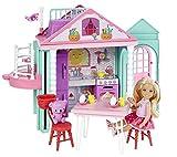 Barbie BarbieClub Chelsea Playhouse