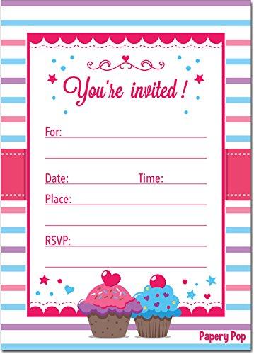 30 birthday invitations with envelopes kids birthday party 30 birthday invitations with envelopes kids birthday party stopboris Images