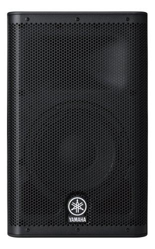 Yamaha DXR 10 Powered Speaker Cabinet, 10'