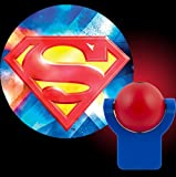 DC Comics Collectors Edition Superman LED projecting Night Light Projectables (Superman Logo)
