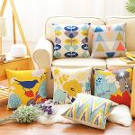 Throws and Toss Pillows Category - Goldilocks Effect