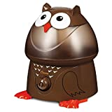 Crane Filter-Free Cool Mist Humidifiers for Kids, Owl