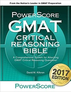 Image result for powerscore series gmat