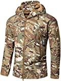 Product review for Camo Coll Men's Outdoor Soft Shell Hooded Tactical Jacket