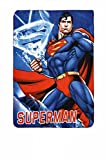 DC Comics Superman Kids Soft Fleece Blanket 100 X 150 CM