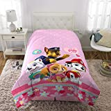 PAW Patrol Girls Best Pup Pals Twin/Full Comforter