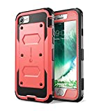 iPhone 7 Case, iPhone 8 Case [Armorbox] i-Blason Built in [Screen Protector] [Full Body] [Heavy Duty Protection ] Shock Reduction/Bumper Case for Apple iPhone 7/iPhone 8 (Pink)