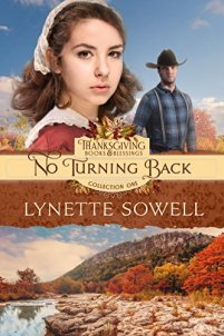 No Turning Back (Thanksgiving Books & Blessings) by [Sowell, Lynette]