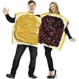 Peanut Butter and Jelly Costume Set - Standard - Chest Size 33-45