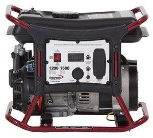 Powermate PM0141200 Generator with Manual Start