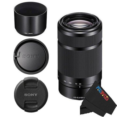 Sony E-Mount 55-210mm F 4.5-6.3