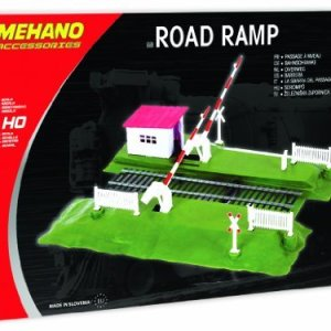MEHANO TRAIN LINE – HO Scale Accessories, ROAD RAMP by trains 51BshEqMaML