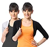 Product review for Espresso Women's Shrug 2 Pcs Combo Pack