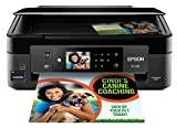 Epson Expression Home XP-430 Wireless Color Photo Printer with Scanner and Copier, Amazon Dash Replenishment Enabled