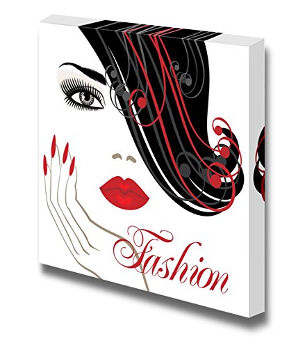 Alluring Electrifying And Glamorous Fashion Wall Decor