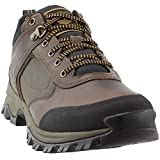 Timberland Men's MT Maddsen Low Boot, Brown, 9.5 M US