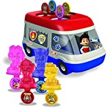 AMAV Paw Patrol Ice-Pops Truck Machine Kit for Kids - DIY Toy Make Your Own Paw Patrol Ice-Pops with Your Favorite Characters!