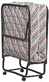 Linon Verona Cot-Size Folding Bed, Multi-Color