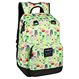 JINX Minecraft 17' Overworld Sprites Backpack