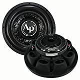 Audiopipe 10' Shallow Woofer Dual VC 4 ohm 600 Watts