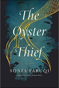 The Oyster Thief Book Cover
