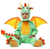 Dragon Deluxe Costume Set (18-24 mo.) Green