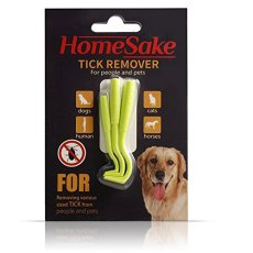 HomeSake-Tick-Removal-Tool-for-Dogs-Cats-and-Humans-Removes-Entire-Head-Body-Pain-Free-Ticks-Remover-100-Chemical-Free-Pack-of-3