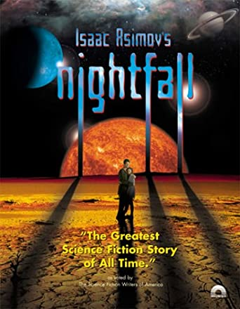 Image result for Nightfall by Isaac Asimov,Analog Records,