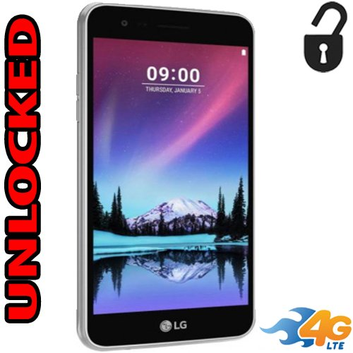 Lg Risio 2 M154 4G LTE USA Latin Caribbean 16GB 5 inch 1.5GB Ram Android 6.0 Desbloqueado