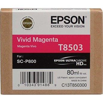 Epson-T850300-T850-UltraChrome-HD-Vivid-Magenta-Ink