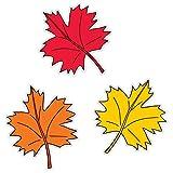 Creative Teaching Press Fall Leaves 6' Cut-Outs...