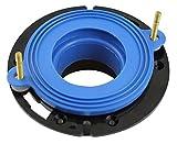Fluidmaster 7530P8 Universal Better Than Wax Toilet Seal, Wax-Free Toilet Bowl Gasket