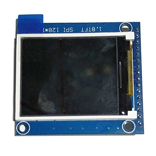 DAOKI SPI TFT LCD 1.8″ Serial Module Display + PCB Adapter Power IC SD Socket 128X160