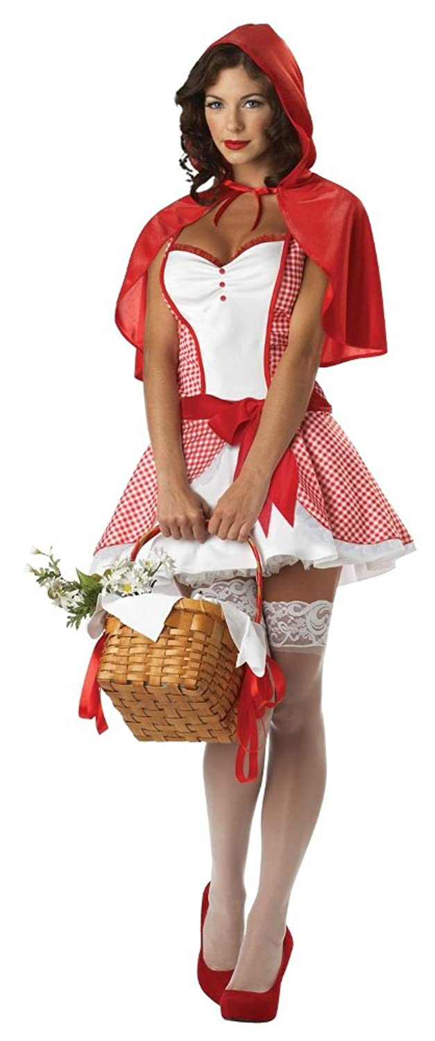 California Costumes Women's Miss Red Riding Hood Fairytale Costume